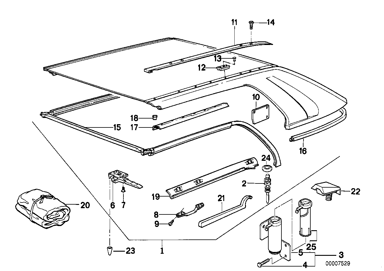 Wiring Database 2020: 30 Bmw E30 Parts Diagram