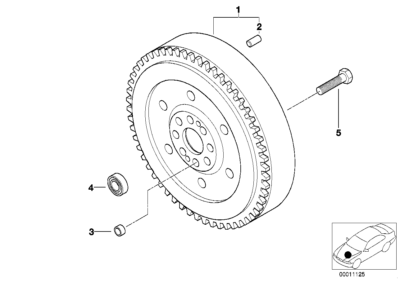 Flywheel / Twin Mass Flywheel