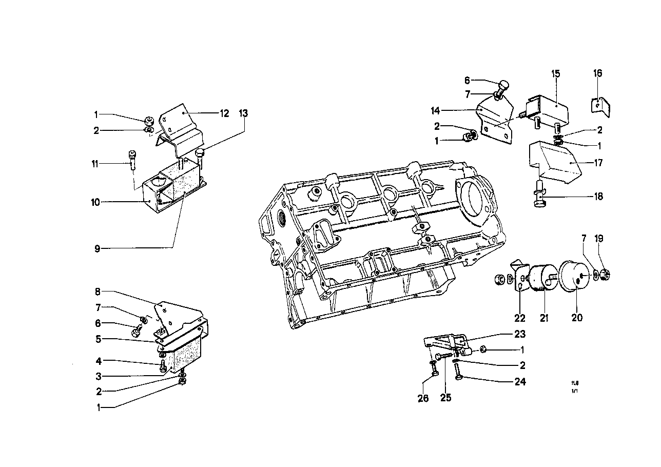 Engine Suspension