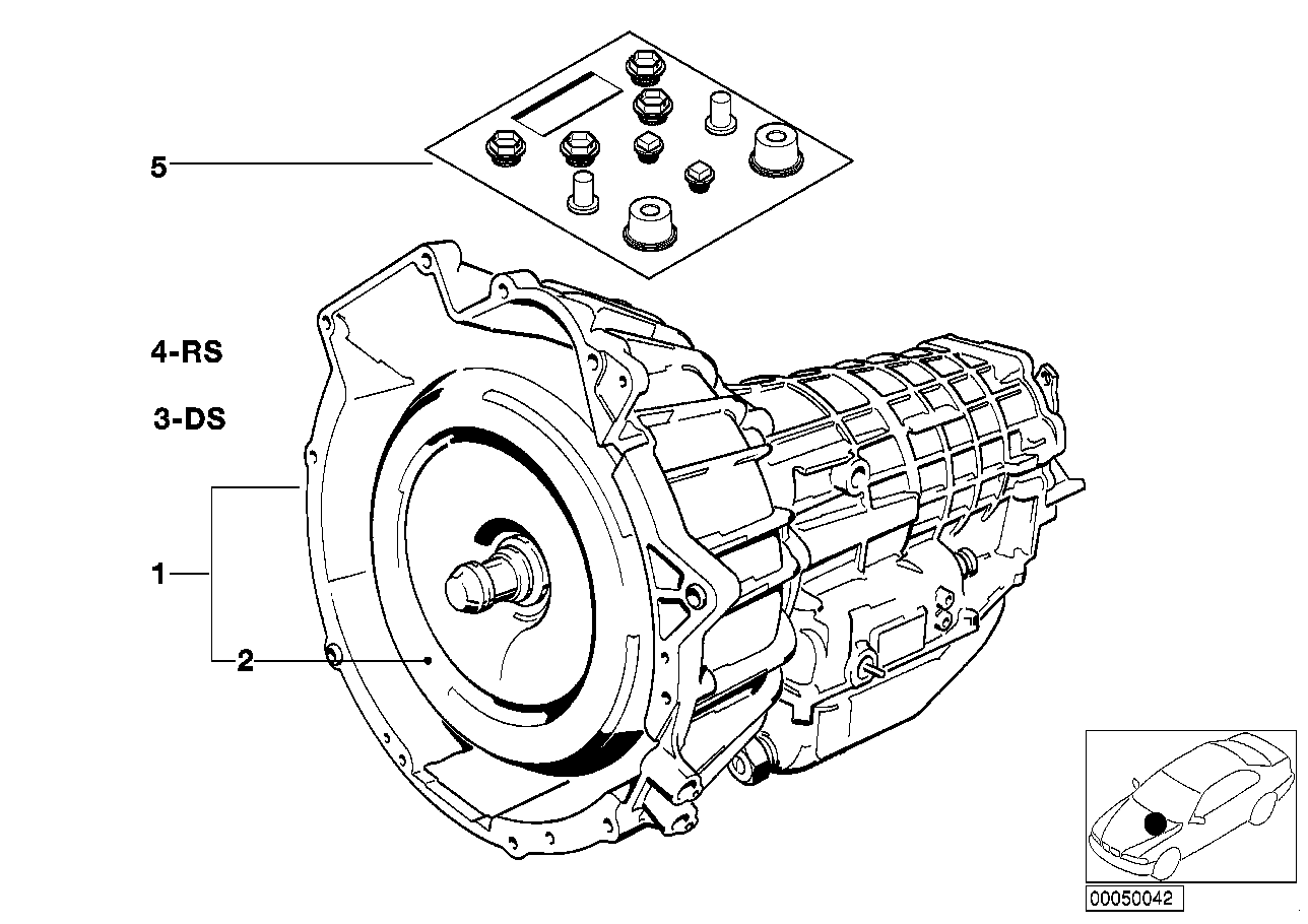 Youan: Bmw E30 Automatic Transmission Diagram