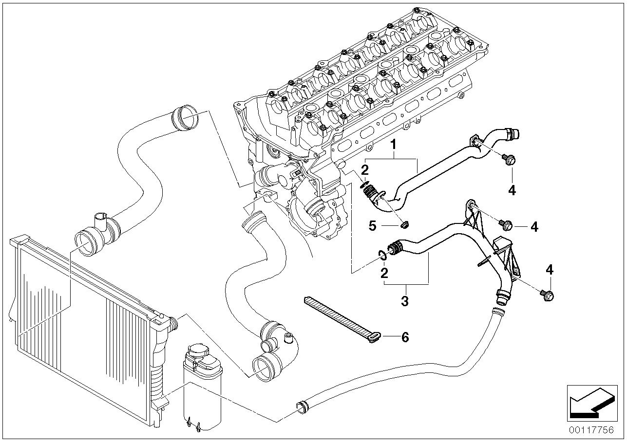 Engine BMW E83 SAV 47790