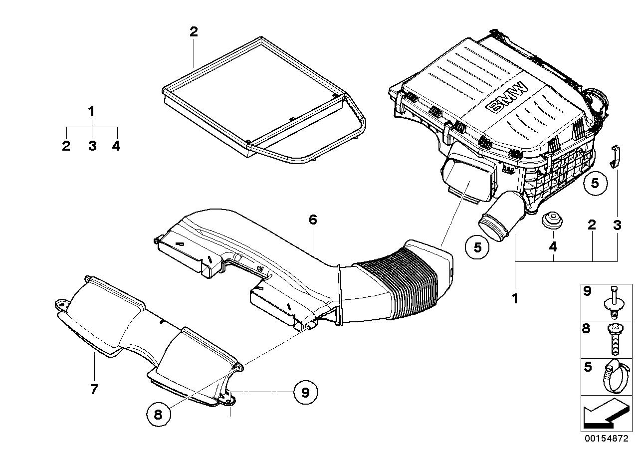 Fuel Preparation System BMW E93 convertible 50173