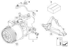 Fuel Preparation System BMW E92 coupe 49564