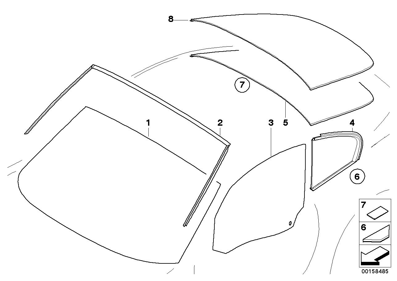 Manual Transmission BMW E46 sedan 47720