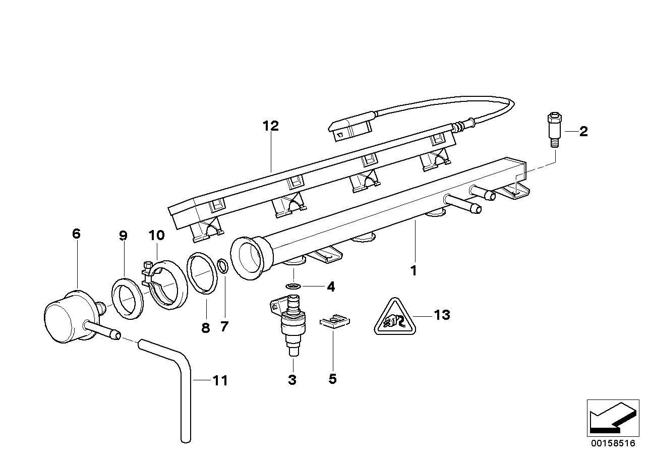 Fuel injection system/Injection valve