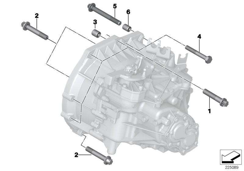 Vehicle electrical system BMW E92 coupe 49563