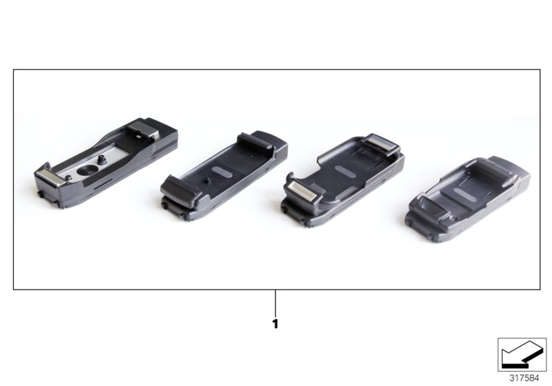 Snap-in adapter, NOKIA devices