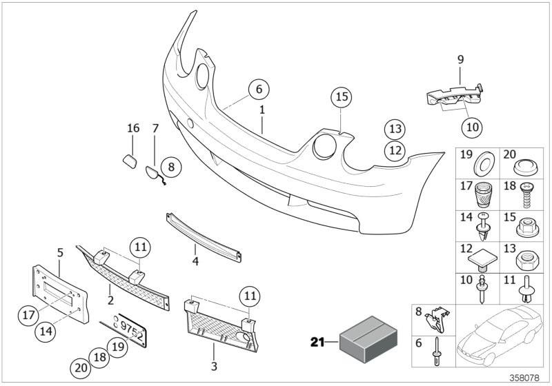 Fuel Preparation System BMW F15 SAV 57401