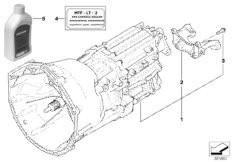 Manual Transmission BMW E46 coupe 47616